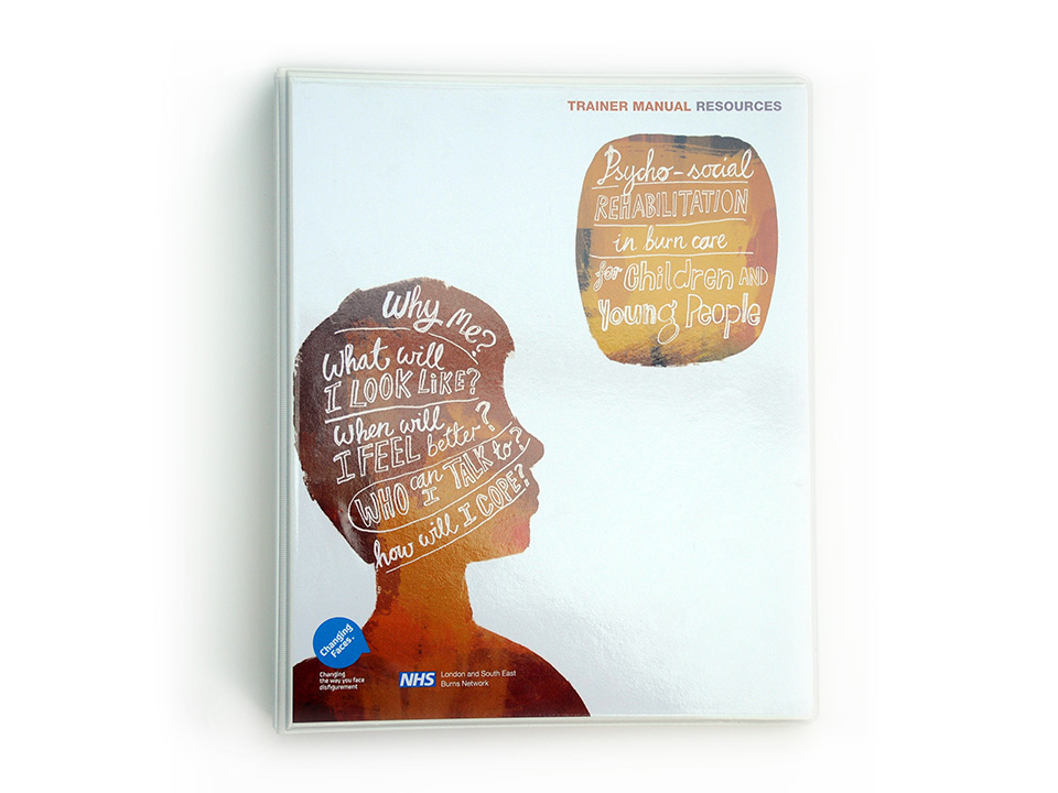 Design and production of educational resource for the NHS