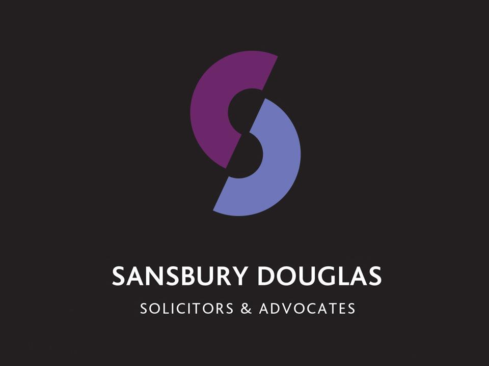 Sansbury Douglas logotype
